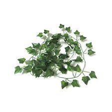 W6 Garden Home Decor Fake Plant Green Ivy Leaves Vine Foliage Artificial Flower