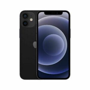 Apple iPhone 12 mini - 128GB - Black (Factory Unlocked) - New