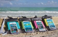 Travelon Waterproof Phone and Camera Pouch Green 12505-450 Free Shipping!