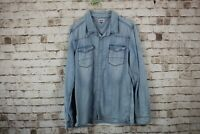 Tommy Hilfiger Denim Shirt Size XL No.G304 29/4