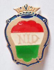 Insigne Religieux ITALIE ND de LOURDES PELERINAGE PELLEGRINAGGI CATHOLIC BADGE