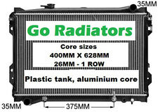 FORD COURIER PC 1989-1996, FORD RAIDER 1991-1996 2.6ltr PETROL RADIATOR