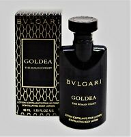 BVLGARI GOLDEA THE Roman Night Bodylotion 40ml für Damen NEU & OVP