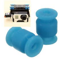 8pcs Anti-Vibration Rubber Damper Damping Ball for Gimbal Gopro DJI Camera Blue
