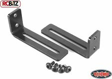 Universal Rear Bumper Mounts to fit Axial SCX10 and RC4WD bumpers Metal +Screws