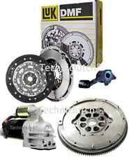 LUK DUAL MASS FLYWHEEL, STARTER, CLUTCH KIT AND CSC FORD MONDEO 130 TDCI 6 SPEED