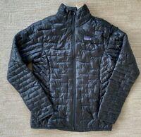 Patagonia Women's Micro Puff Jacket Black NEW