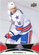 16/17 UPPER DECK AHL RED #42 CAL O'REILLY ROCHESTER AMERICANS *30794