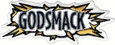 19115 Godsmack Iron On Patch American Rock Band 1990's Heavy Metal Alternative