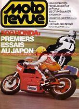 MOTO REVUE 2420 HONDA JAPAUTO CB 900 Bol d'Or SUZUKI ER 125 DTMX YAMAHA 1979