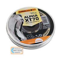 RHODIUS Alpha XT70 Cutting Disc - 115mm x 1mm - Pack 10