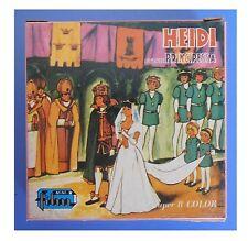 """Heidi principessa, """"Heidi prigioniera"""", film super 8 colore muto 3 min (15 metri"""