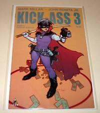 KICK-ASS 3 # 6 (Cover B)  Marvel Icon Comic  April 2014   NM  LENIL YU VARIANT