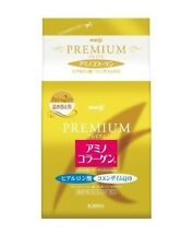 Meiji Amino Collagen Powder Premium Refill 214g 30days Drink Supplement japan