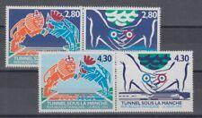 Chemin de Fer - Locomotives France 3023 - 26 (MNH)