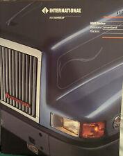 International 9000 Series Premium Conventional Tractors Brochure