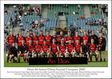 Down All-Ireland Minor Football Champions 2005: GAA Print