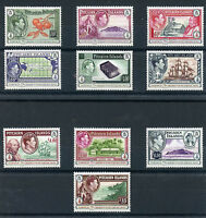 Pitcairn Islands Stamps 2015 MNH First Stamp Issue 75th Ann Definitives 10v Set