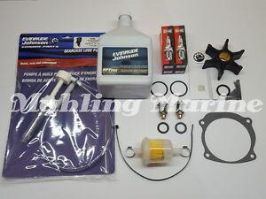 115 - 130hp Evinrude E-Tec Service Kit, With Gear Oil Pump