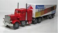 Wiking 1:87 Peterbilt Koffersattelzug OVP 527 US Lack Truck - ICI Meisterpreis