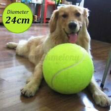 24cm Big Giant Pet Dog Puppy Tennis Ball Thrower Chucker Launcher Funny Play Toy