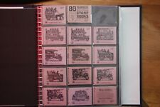 More details for gb 1971-73 25p stitched booklets x14 dh39 dh40 dh41-dh51 dh52 complete set