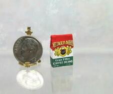 Dollhouse Miniature Coffee Bean Bag
