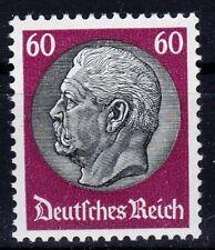 === DR Drittes Reich Hindenburg Mi. 493 **, Kat. 260€ ===