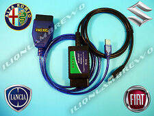 MULTI FIAT ECU SCAN DIAGNOSTIC TOOL KIT LANCIA ALFA ROMEO ENGINE ABS SRS CAN KKL