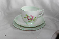 2 Trios Adderley Tea Cup Saucer Side Plate