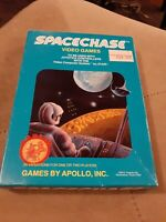 Space Chase for ATARI 2600 ▪︎ COMPLETE IN BOX ▪︎ FREE SHIPPING ▪︎