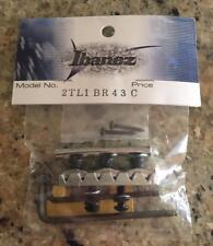 Ibanez 43mm Top Lok Lock Nut, Chrome Rear Mount Japan Steve Vai JEM RG Prestige