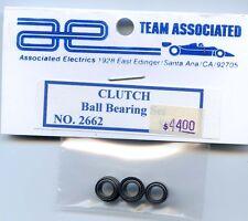 # 2662  Vintage Associated RC500 RC300 RC250  CLUTCH BALL BEARING SET