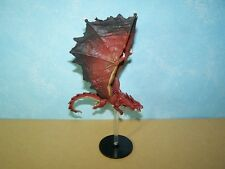 Red Dragon - Tyranny of Dragons #44 D&D Rare Miniature