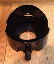 Black & Decker Fruit & Veg Juice Extractor Juicer JE2200B Pulp Separator & Spout