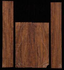Granadillo Ukulele Set #58 Baritone Size, Back and Sides Luthier Tonewood