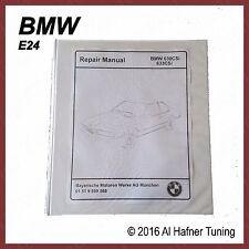 BMW 630CSi 633CSi E24 Repair Guide 01 51 9 599 568