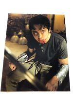 Steven Yuen Autographed PHOTO 8x10 Signed THE WALKING DEAD Auto Glenn 1