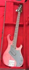 GIBSON VICTORY STANDARD BASS GUITAR DARK RED VINTAGE 1980's OHSC