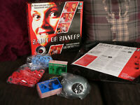 SAINT OR SINNER GAME LIE DETECTOR PARKER HASBRO BRAND NEW AND SEALED
