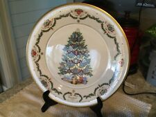 Lenox 1996 Christmas Trees Around the World Plate, Russia