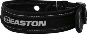 Easton Deluxe Adjustable Neoprene Wrist Sling Black/Silver 127693TF