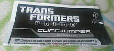 TRANSFORMERS PRIME CLIFFJUMPER INSTRUCTION BOOKLET ONLY