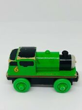 Thomas the Train Wooden Soder PERCY Train Gullane Rare - Vintage -  2001 HTF