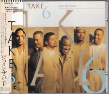 Take 6 Join The Band CD Japanese OBI FASTPOST