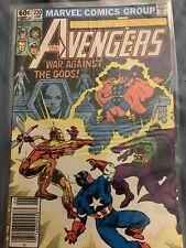Avengers #220 (June 1982) Marvel Comics
