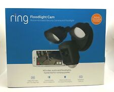 Ring Floodlight Cam Motion Activated Security Camera & Floodlight Black