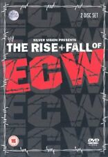 The Rise And Fall of ECW NEW And Sealed Rise + Fall ECW Original UK Region 2