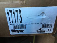17173 MEYER SNOW PLOW MOUNTING KIT 2003+ DODGE 2500-3500  Meyer 17173 Plow Mount