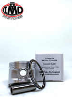 KAWASAKI KL250 KLX 250 (2 VALVE) PISTON KIT +0.5MM